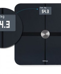 Smart Body Analyzer - Withings - mesure-pouls