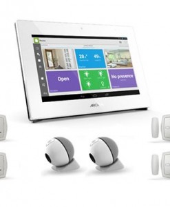Smart Home - Archos - domotique/station-meteo/Prise de courant/camera