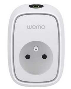 Interrupteur Wemo Insight - Belkin - domotique/Prise de courant