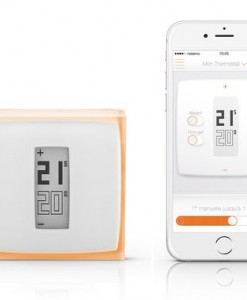 Thermostat connecté - Netatmo - energie/thermostat