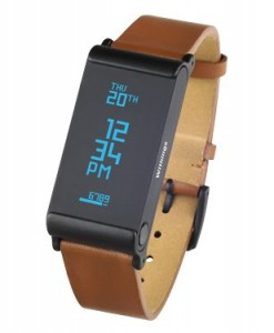 Pulse Leather Wristband - Withings - bracelet