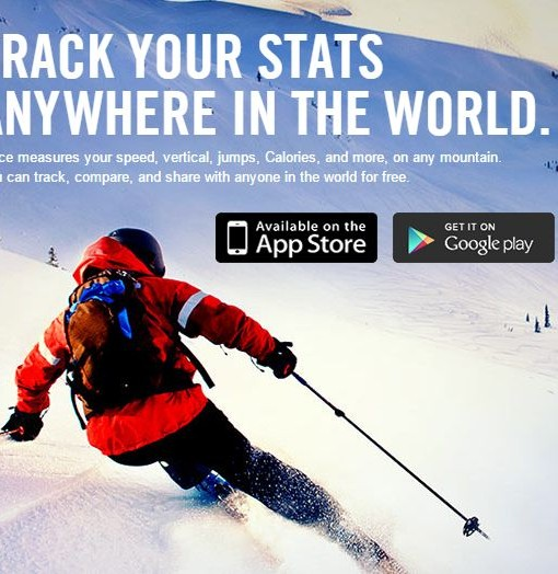 Tracker ski AlpineReplay - AlpineReplay - ski -